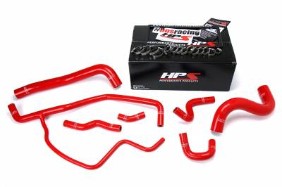 DODGE CHARGER PARTS - Dodge Charger Cooling Parts - HPS - HPS Silicone Radiator Hose Kit: 300 / Challenger / Charger 3.6L V6 2011 - 2021