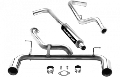 Dodge Neon SRT4 Engine Performance - Dodge Neon SRT4 Exhaust System - Magnaflow - Magnaflow Exhaust System: Dodge Neon SRT4 2003 - 2005