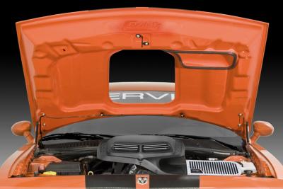 Cervini's - Cervinis Shaker Hood Kit: Dodge Challenger 2008 - 2020 (Excl. V6) - Image 4