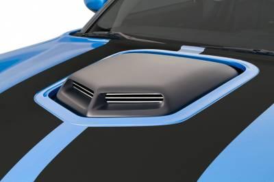 Cervini's - Cervinis Shaker Hood Kit: Dodge Charger 2006 - 2010 (Excl. V6) - Image 2