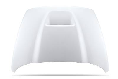 Cervini's - Cervinis SRT10 Hood: Dodge Ram 2002 - 2008 (1500 Models Only) - Image 3