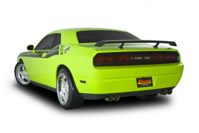 Cervini's - Cervinis Pedestal Rear Spoiler: Dodge Challenger 2008 - 2020 (All Models) - Image 2