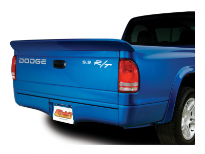 HEMI EXTERIOR PARTS - Hemi Trim Accessories - Cervini's - Cervinis Tailgate Spoiler: Dodge Dakota 1997 - 2004