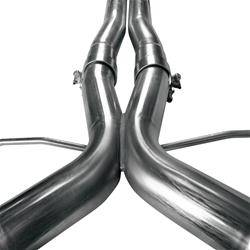 "Kooks - Kooks 3"" Stainless Steel Cat Back Exhaust System: Jeep Grand Cherokee SRT8 2012 - 2019"