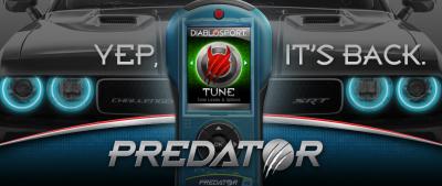 Diablo Sport - DiabloSport Predator 2 Tuner: 300 / Challenger / Charger / Magnum 2005 - 2018 (V6, Hemi, SRT, ScatPack & Hellcat) - Image 5