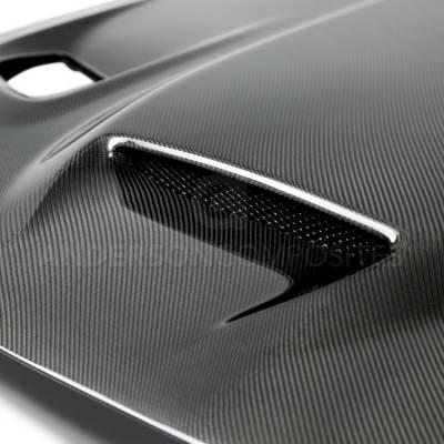 anderson composites hellcat carbon fiber hood dodge challenger srt hellcat 2015 2019. Black Bedroom Furniture Sets. Home Design Ideas