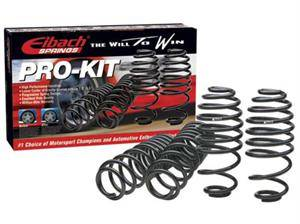 Eibach - Eibach Pro-Kit Lowering Springs: Jeep Grand Cherokee SRT 6.4L 2014 - 2018