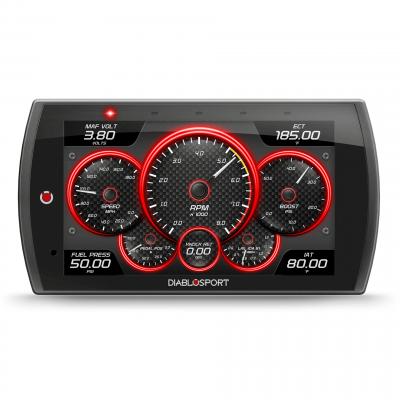 Diablo Sport - DiabloSport Modified PCM + Trinity 2 Programmer Combo: Dodge Ram 2015 (6.4L Hemi 2500 6-Speed) - Image 4