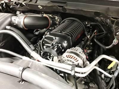 DODGE RAM PARTS - Dodge Ram Supercharger Kits - Whipple Superchargers - Whipple Supercharger Kit: Dodge Ram 5.7L Hemi 2013 - 2019 (1500)
