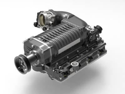 Whipple Superchargers - Whipple Supercharger Kit: Dodge Ram 5.7L Hemi 2013 - 2018 (1500)