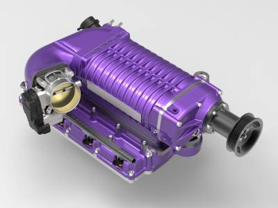 Whipple Superchargers - Whipple Supercharger Kit: Dodge Ram 5.7L Hemi 2013 - 2018 (1500) - Image 5
