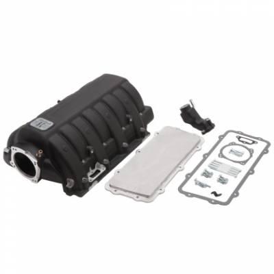 Dodge Challenger Engine Performance - Dodge Challenger Intake Manifold - Edelbrock - Edelbrock Victor II Intake Manifold: Chrysler/Dodge 5.7L Hemi / 6.1L SRT8 / 6.4L 392 2005 - 2019