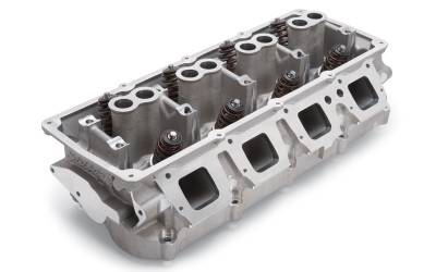 Dodge Challenger Engine Performance - Dodge Challenger Cylinder Heads - Edelbrock - Edelbrock Performer RPM Cylinder Heads: 2009 - 2018 5.7L Hemi (Eagle)