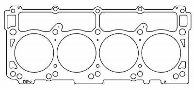 "Dodge Magnum Engine Performance - Dodge Magnum Engine Gaskets - Cometic - Cometic MLS Head Gasket (4.100"" Bore): Chrysler / Dodge / Jeep 6.1L SRT8 2006 - 2010"