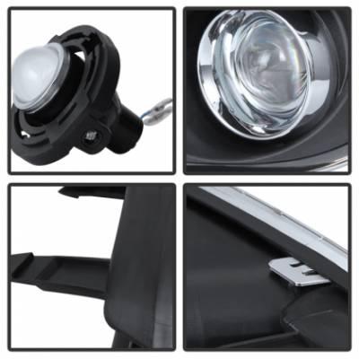 Spyder - Spyder OEM Style Fog Lights (Clear): Chrysler 300 2011 - 2014 - Image 5