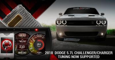 Diablo Sport - DiabloSport Modified PCM (Unlocked): Dodge Challenger 2018 (5.7L Hemi & 6.4L 392) - Image 3
