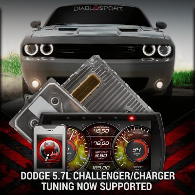 Diablo Sport - DiabloSport Modified PCM + Trinity 2 Programmer Combo: Dodge Challenger 2018 (5.7L Hemi & 6.4L SRT / Scat Pack) - Image 8