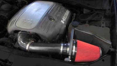 Corsa - Corsa Cold Air Intake: 300 / Charger / Challenger 5.7L Hemi 2011 - 2020 - Image 4