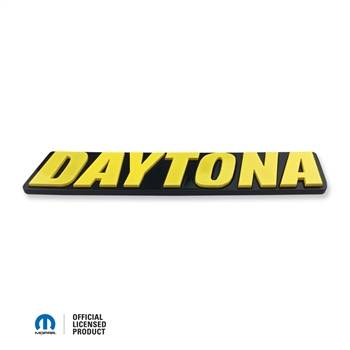 American Brother Designs - American Brother Designs Daytona Front Grille Badge: Dodge Challenger / Charger 2006 - 2020 - Image 2