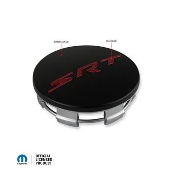 American Brother Designs - American Brother Designs SRT Wheel Center Caps: Dodge Challenger / Charger SRT 2015 - 2020 - Image 3