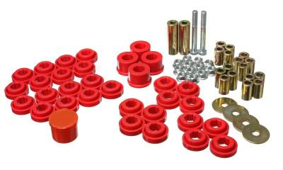Dodge Magnum Suspension Parts - Dodge Magnum Suspension Bushings - Energy Suspension - Energy Suspension Rear Control Arm Bushings: 300 / Challenger / Charger / Magnum 2005 - 2010