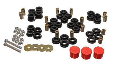 Energy Suspension - Energy Suspension Rear Control Arm Bushings: 300 / Challenger / Charger / Magnum 2005 - 2010 - Image 2