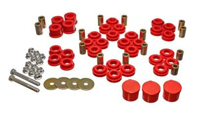 Energy Suspension - Energy Suspension Rear Control Arm Bushings: 300 / Challenger / Charger / Magnum 2005 - 2010 - Image 3
