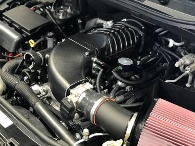 HEMI SUPERCHARGER KIT - Hemi Supercharger Kits - Whipple Superchargers - Whipple Supercharger Kit: Jeep Grand Cherokee 6.4L SRT 2015 - 2019
