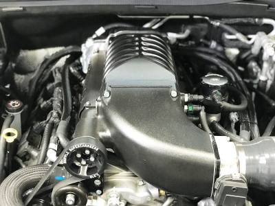Whipple Superchargers - Whipple Supercharger Kit: Jeep Grand Cherokee 6.4L SRT 2015 - 2019 - Image 3