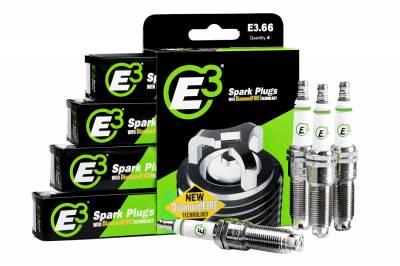 E3 - E3 Spark Plugs: Dodge Ram / Durango / Jeep Grand Cherokee 5.7L Hemi & 6.1L SRT8 2005 - 2010 - Image 3