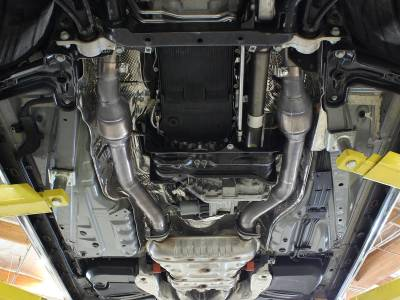 AFE Power - AFE Long-Tube Headers & Mid Pipes: Jeep Grand Cherokee 6.4L SRT / 6.2L Track Hawk 2012 - 2020 - Image 7