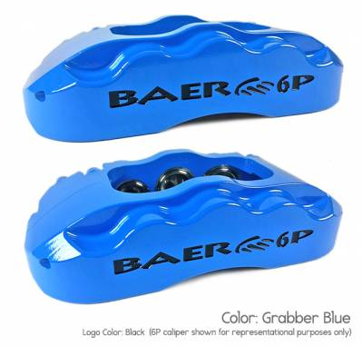 """Baer - Baer 14"""" Pro+ Front Big Brake Kit: 300 / Challenger / Charger / Magnum 2005 - 2011 (Excl. SRT8) - Image 6"""