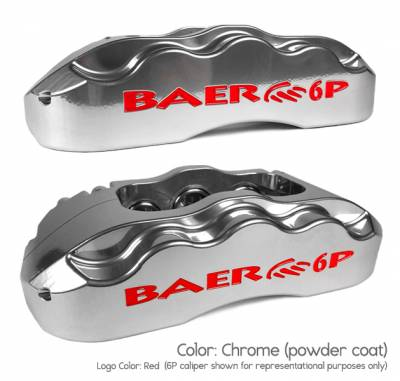 "Baer - Baer 14"" Pro+ Rear Big Brake Kit: 300 / Challenger / Charger / Magnum 2005 - 2021 (Excl. SRT) - Image 15"