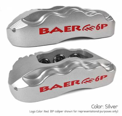 "Baer - Baer 14"" Pro+ Rear Big Brake Kit: 300 / Challenger / Charger / Magnum 2005 - 2021 (Excl. SRT) - Image 5"