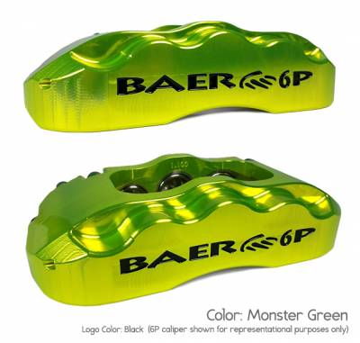 """Baer - Baer 15"""" Extreme Front Big Brake Kit: 300 / Challenger / Charger 2012 - 2021 (Excl. SRT) - Image 23"""