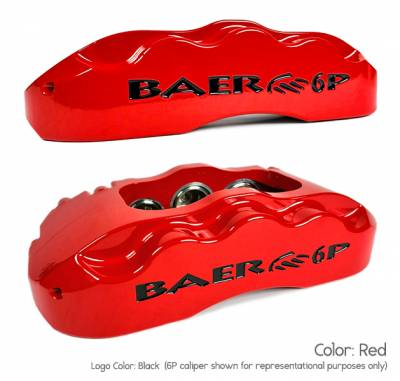 "Baer - Baer 15"" Extreme Rear Big Brake Kit: 300 / Challenger / Charger / Magnum 2006 - 2020 (SRT Only) - Image 3"