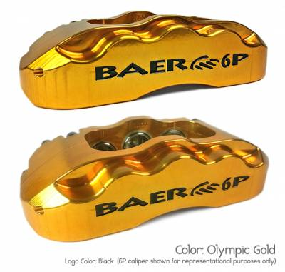 "Baer - Baer 14"" Extreme Rear Big Brake Kit: Dodge Viper 1992 - 2002 - Image 24"