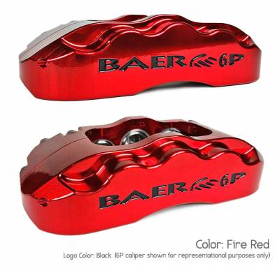 "Baer - Baer 14"" Extreme Rear Big Brake Kit: Dodge Viper 1992 - 2002 - Image 11"