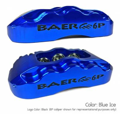 """Baer - Baer 14"""" Extreme Front Big Brake Kit: Dodge Viper 2003 - 2010 - Image 30"""