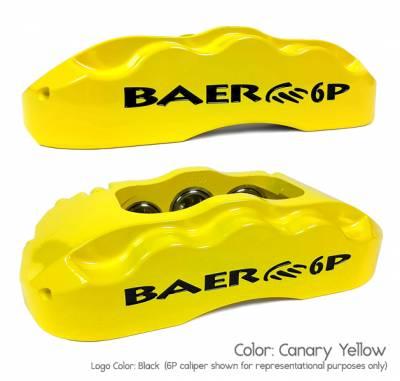 """Baer - Baer 14"""" Extreme Front Big Brake Kit: Dodge Viper 2003 - 2010 - Image 29"""