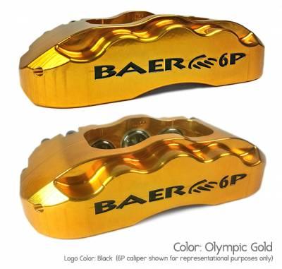 """Baer - Baer 14"""" Extreme Front Big Brake Kit: Dodge Viper 2003 - 2010 - Image 24"""