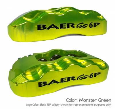 """Baer - Baer 14"""" Extreme Front Big Brake Kit: Dodge Viper 2003 - 2010 - Image 23"""