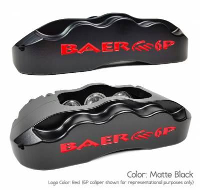 """Baer - Baer 14"""" Extreme Front Big Brake Kit: Dodge Viper 2003 - 2010 - Image 21"""