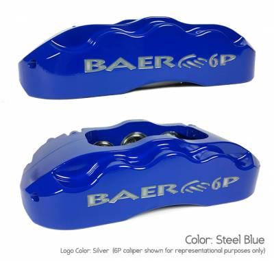"""Baer - Baer 14"""" Extreme Front Big Brake Kit: Dodge Viper 2003 - 2010 - Image 9"""