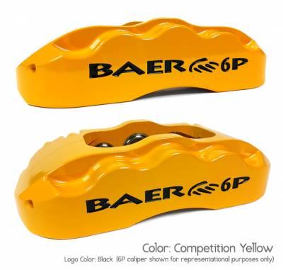 """Baer - Baer 14"""" Extreme Front Big Brake Kit: Dodge Viper 2003 - 2010 - Image 8"""