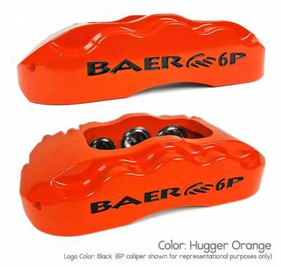 """Baer - Baer 14"""" Extreme Front Big Brake Kit: Dodge Viper 2003 - 2010 - Image 7"""