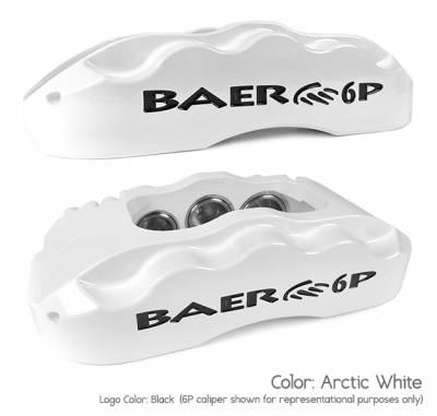 "Baer - Baer 14"" Extreme Rear Big Brake Kit: Dodge Viper 2003 - 2010 - Image 17"