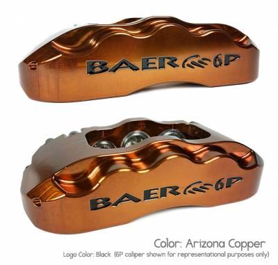 "Baer - Baer 14"" Extreme Rear Big Brake Kit: Dodge Viper 2003 - 2010 - Image 12"