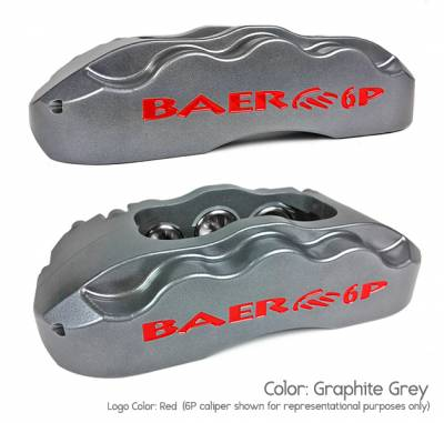 "Baer - Baer 14"" Extreme Rear Big Brake Kit: Dodge Viper 2003 - 2010 - Image 10"