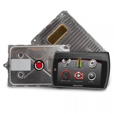 6.2L Hellcat / Trackhawk Engine Parts - 6.2L Hellcat/ TrackhawkProgrammer - Diablo Sport - DiabloSport Modified PCM + Trinity 2 Programmer Combo: Dodge Challenger 2018 (6.2L DEMON)